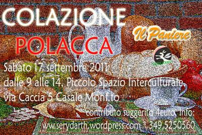 Colazione Polacca @ Piccolo Spazio Interculturale (1/3)